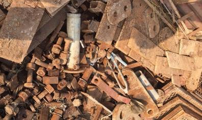 西安废铁回收公司如何鉴别钢材的质量好坏?