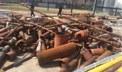 陕西废铁回收公司分析工业废料回收的市场发展趋势