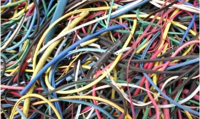 陕西废铁回收公司认为废电缆回收分类有哪些?