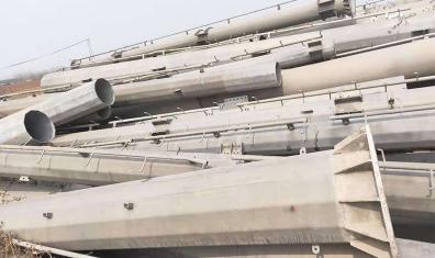 陕西废铁回收公司认为废钢铁的回收加工处理有哪些?