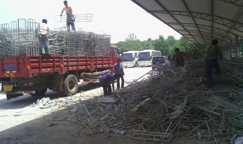西安废旧钢铁回收