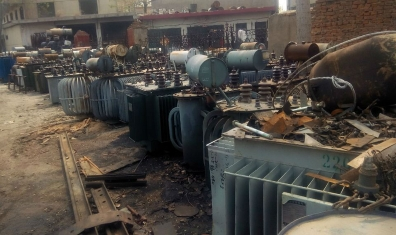 西安废旧变压器回收