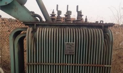 废旧变压器回收电话