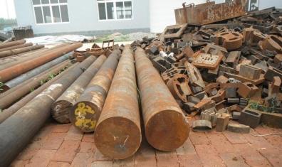 废旧钢铁回收