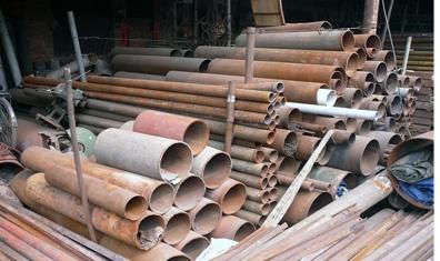 商洛废旧钢铁回收