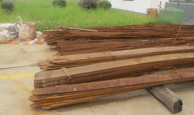 商洛废旧钢铁回收价格