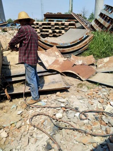 西安废旧钢模板回收