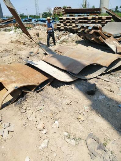 渭南废旧钢模板回收