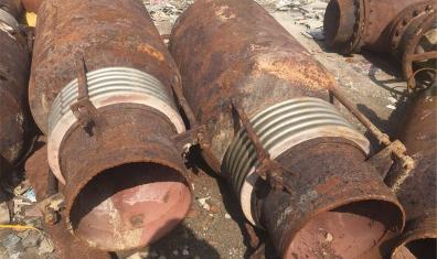 渭南废铁回收