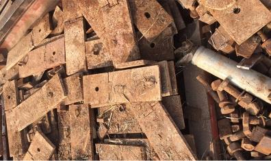 汉中废铁回收