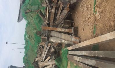 咸阳废旧钢模板回收