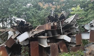 西安钢铁回收