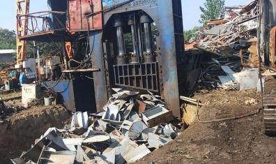 陕西废铁回收公司