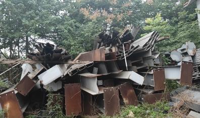 西安废旧配件框回收